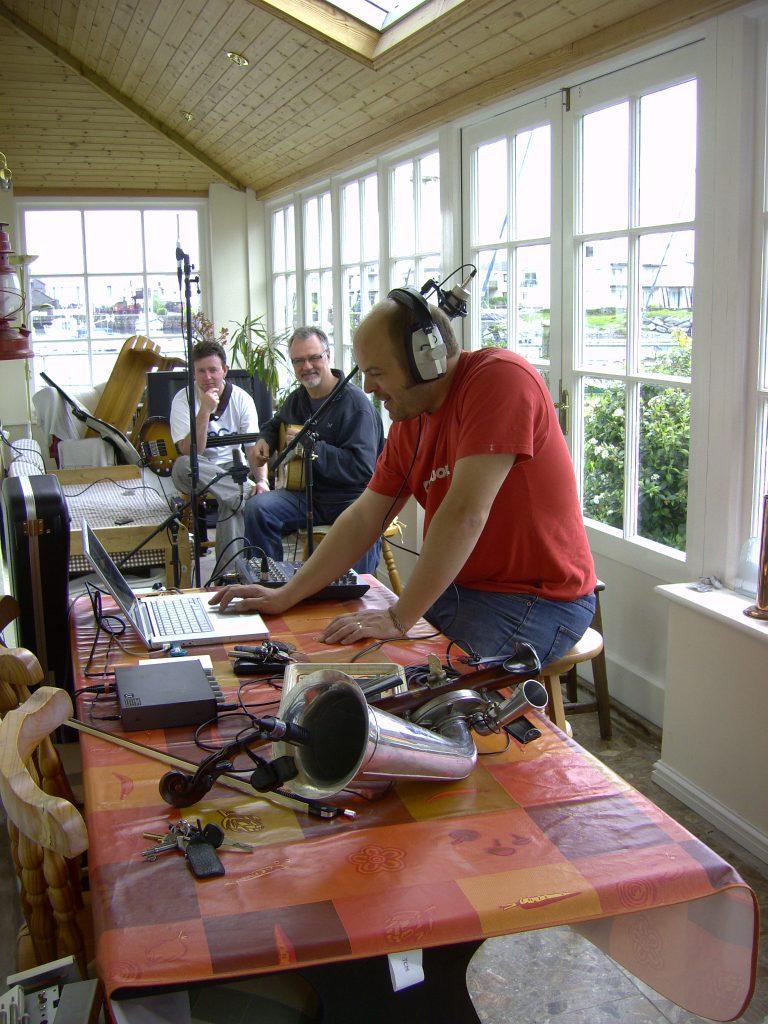 GADJO RECORDING 2010 005